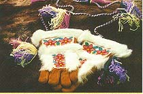 Gwitchin Beaded Gloves